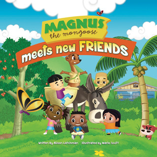 Magnus the Mongoose Book Launch - a lighthearted, fun evening