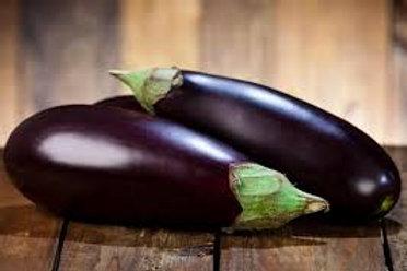 Eggplant Lg (2 per bag)