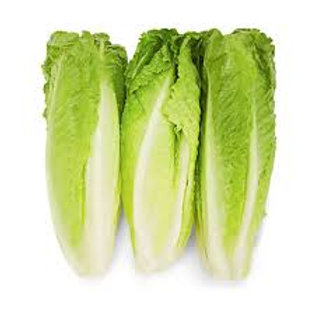 Lettuce Romaine Hearts (3 per bag)