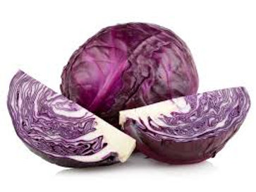 Cabbage Red per head