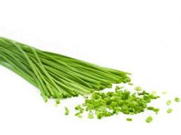Chives per bunch