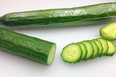 Cucumber Seedless each