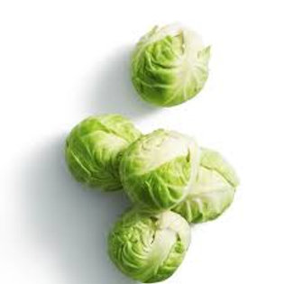 Brussel Sprout 1lb bag