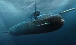 В слове подводник , заложено всё