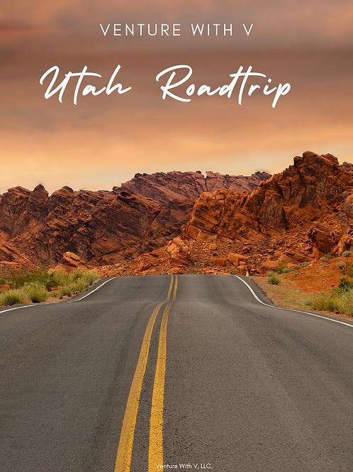 Utah Roadtrip Itinerary