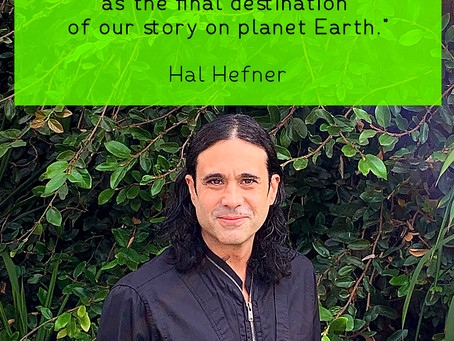 A Life Economy Podcast - Hal Hefner: Solarpunk and the Death of Dystopia