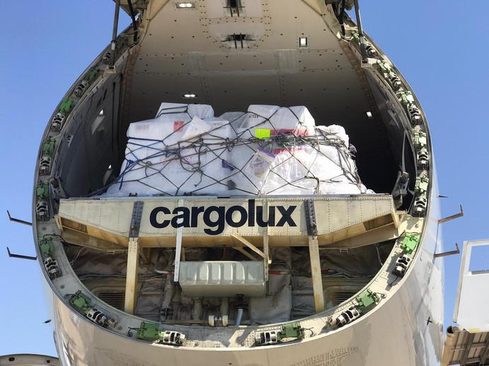 CargoLux Flight