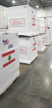 Lebanon & FedEx Cares