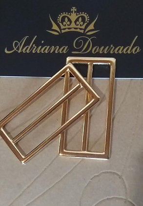 Regulador Chic 4,5 Cm Dourado