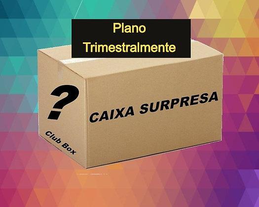 Clube Diva Box - Plano Trimestral