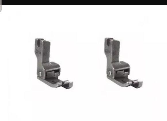 Calcador metal pesponto Par