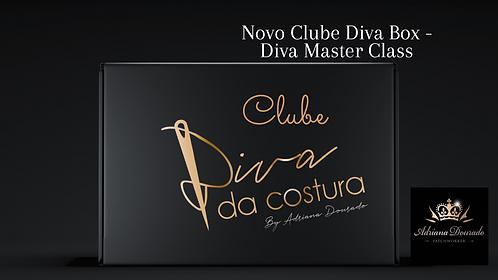 """Clube Diva Box  - """" Diva Master Class"""