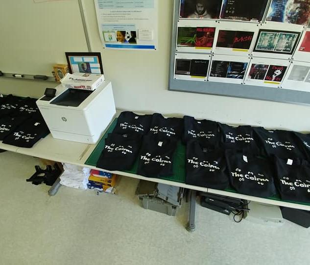 Cairns FoNP shirt run