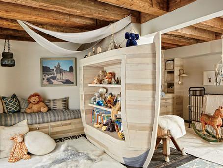 Tips Desain Interior Kamar Anak