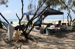4WD Travel - Teewah Camping