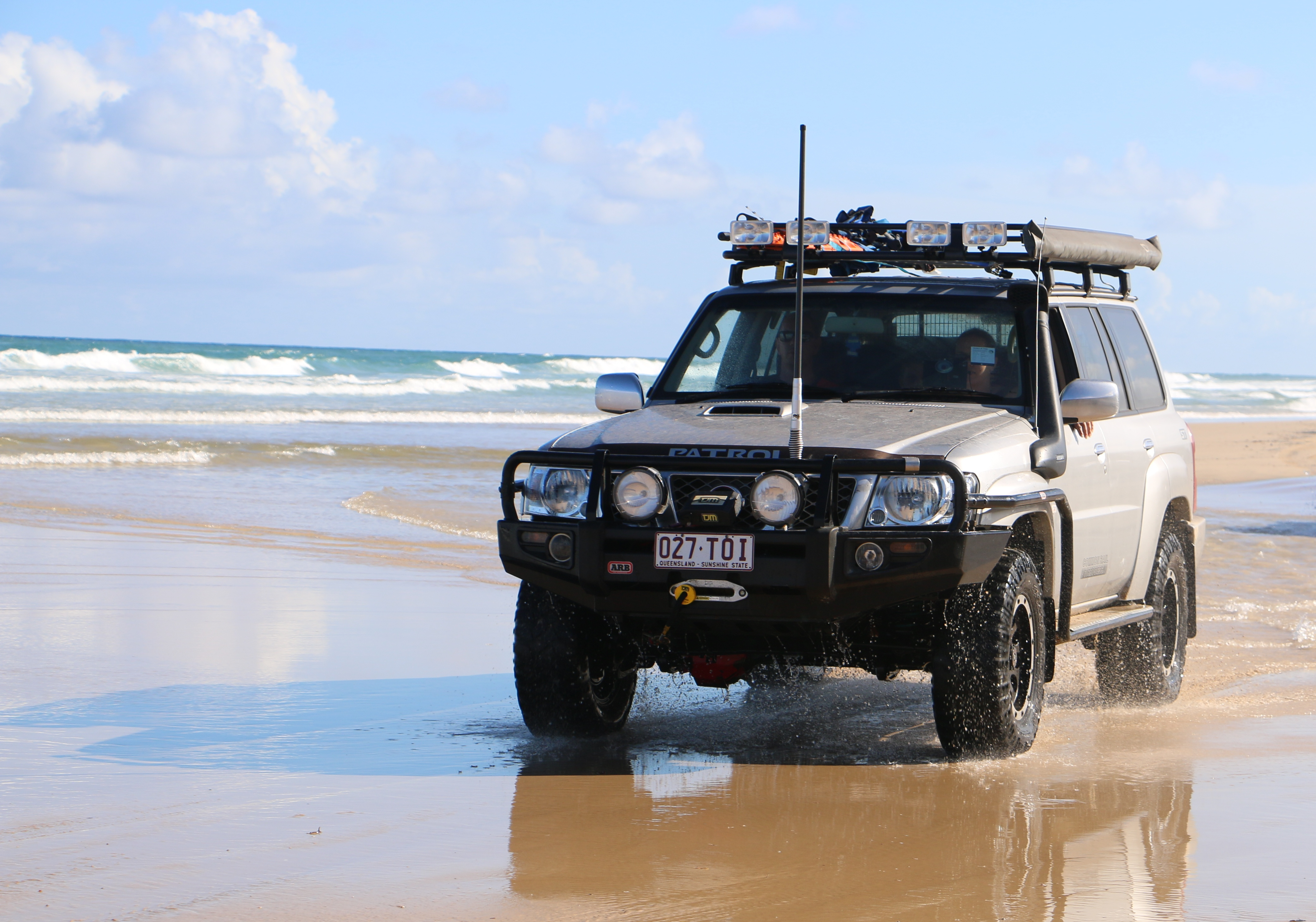 4WD Travel - Team Norrie