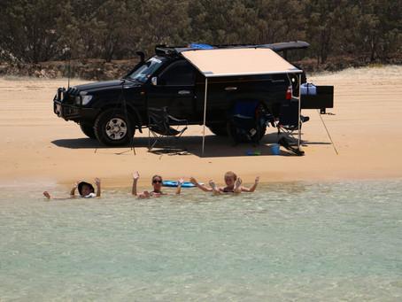 Nicoles Diary - 2 weeks on Fraser Island