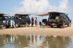 4WD Travel at Eli creek