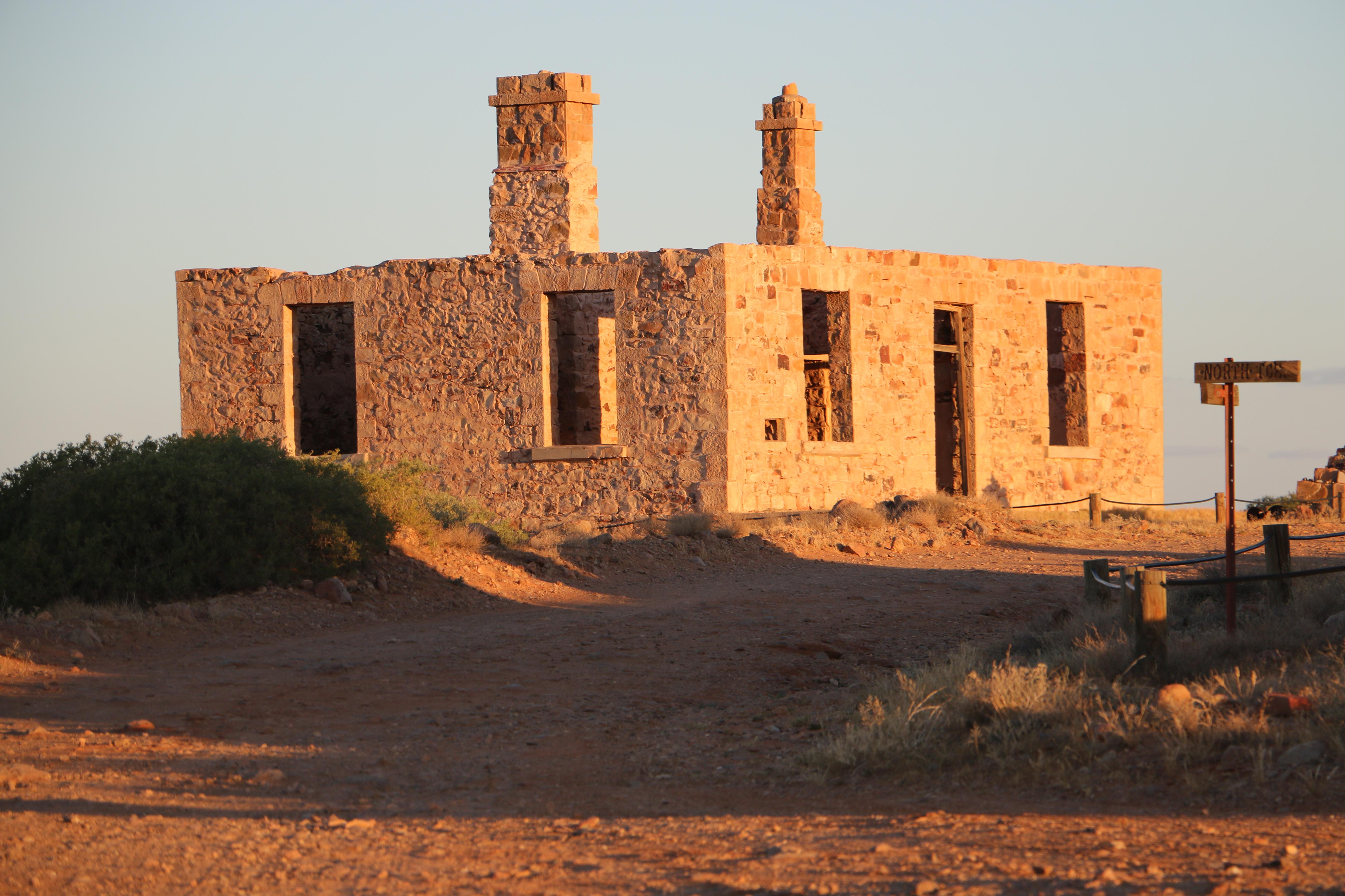 Farina Ruins 1