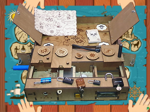 Yo-ho-ho chest (portable game)