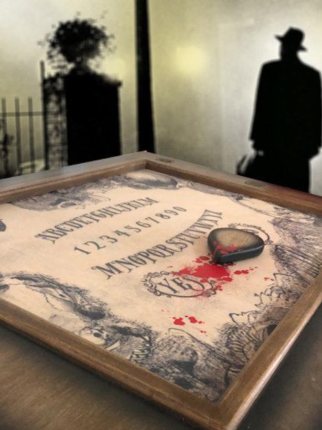 Exorcist board (spirit board)