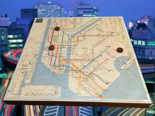 Map prop big exit game