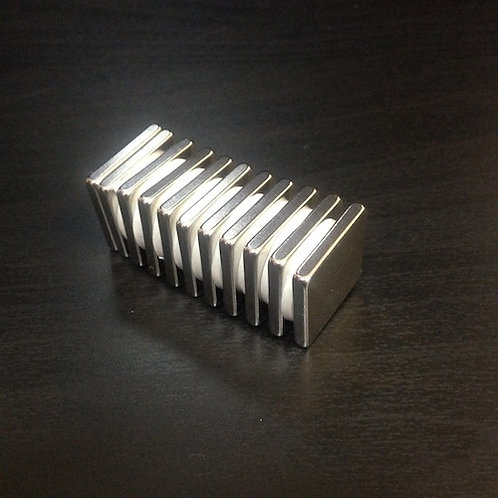 Magnets for magnet detectors escape room item
