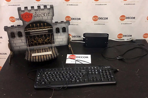 Keyboard escape room equipment