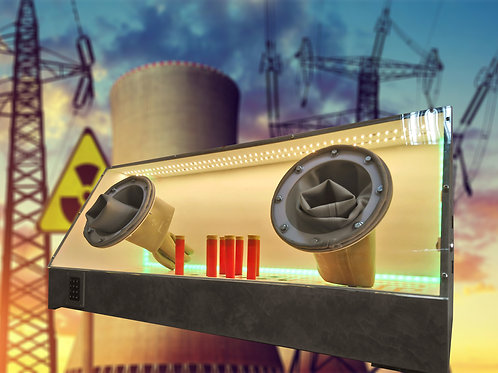 Nuclear rods escape room kit