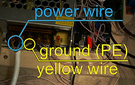 Grounding (earthing) in escape rooms. Good electronics for escape games.