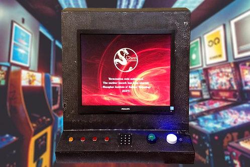 Game terminal  escape room prop