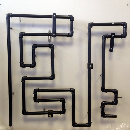 Maze Water pipes escape room prop