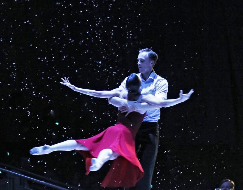 Columbus Ballet Performance