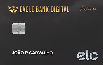 Card Design Conceito_Eagle Bank Infinite