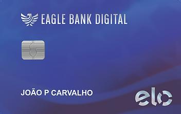 Card Design Conceito_Eagle Bank Frontal.