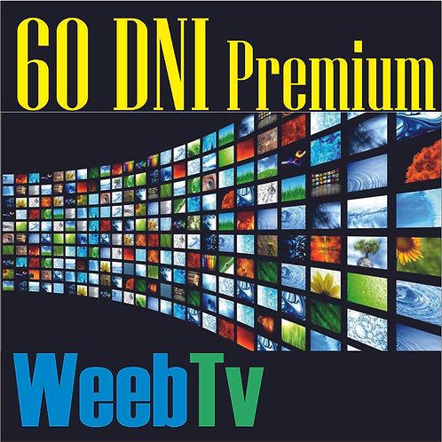 Kod Premium Weeb TV 60 Dni
