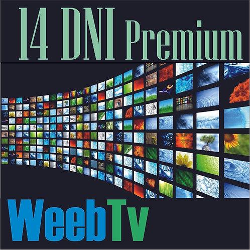 Kod Premium Weeb TV 14 Dni