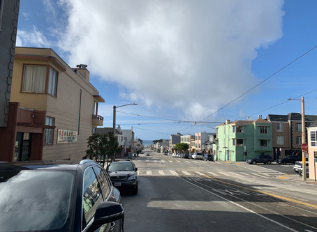 夢のサンフランシスコ