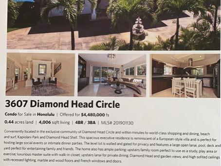 Diamond Head area Life style