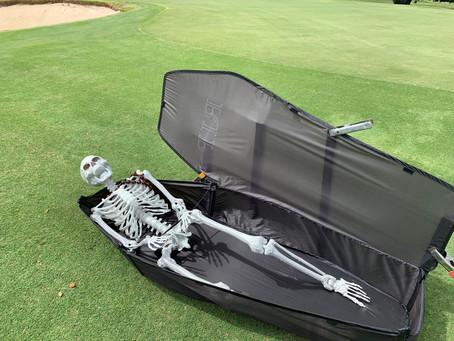 ハロウィンゴルフトーナメント