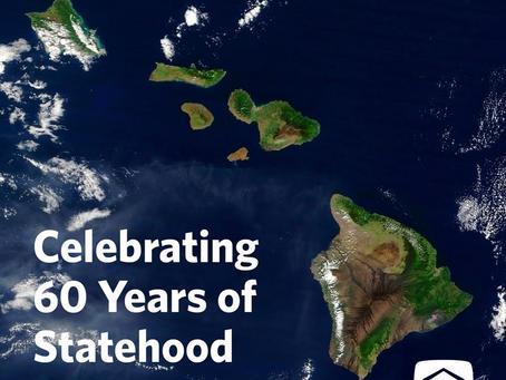ハワイ州 60歳の誕生日🎉