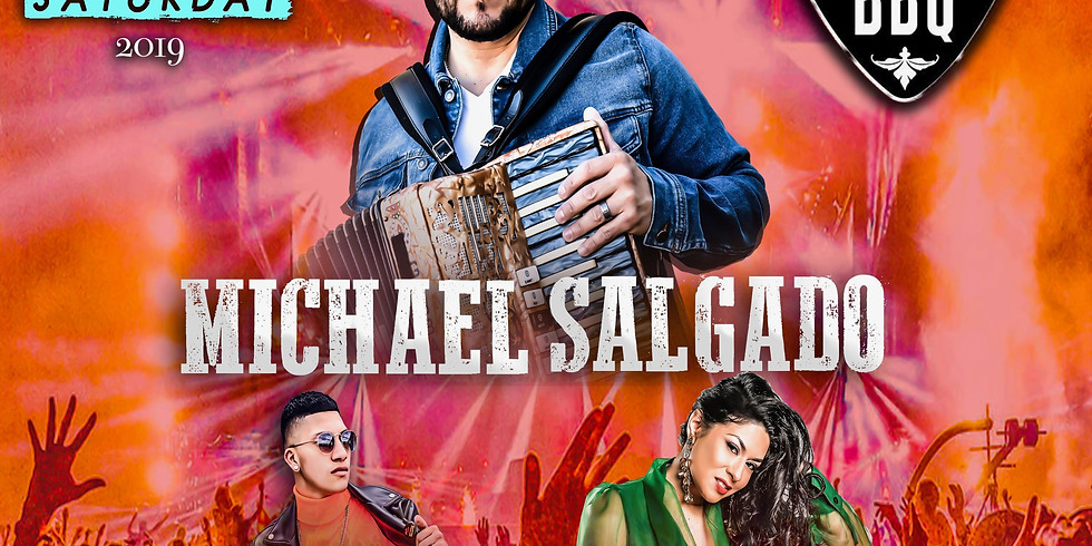 Mac Haik Temple Presents Michael Salgado with Magali Delarosa, Andres Salgado, & Tylor Bigley June 22