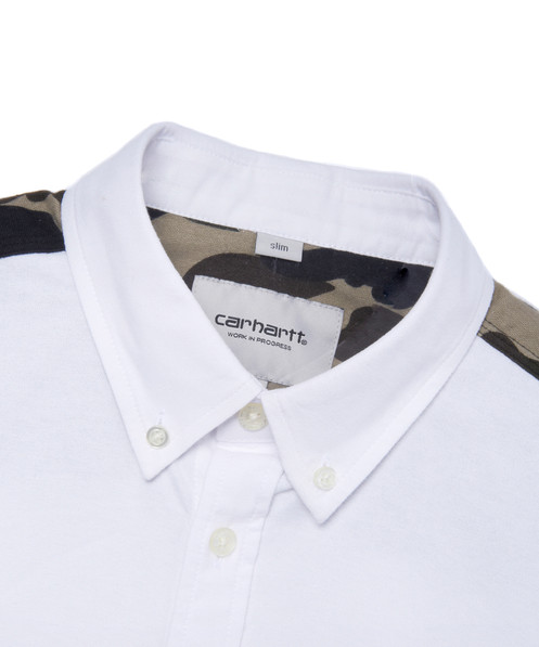 e4beb591 The Carhartt WIP Blair Shirt is the right choice. It comes with an  unobtrusive combination of colors and with a trendy checkered pattern.