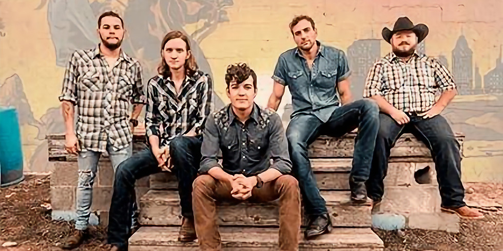 Flatland Cavalry with Kaitlin Butts ticketed show!