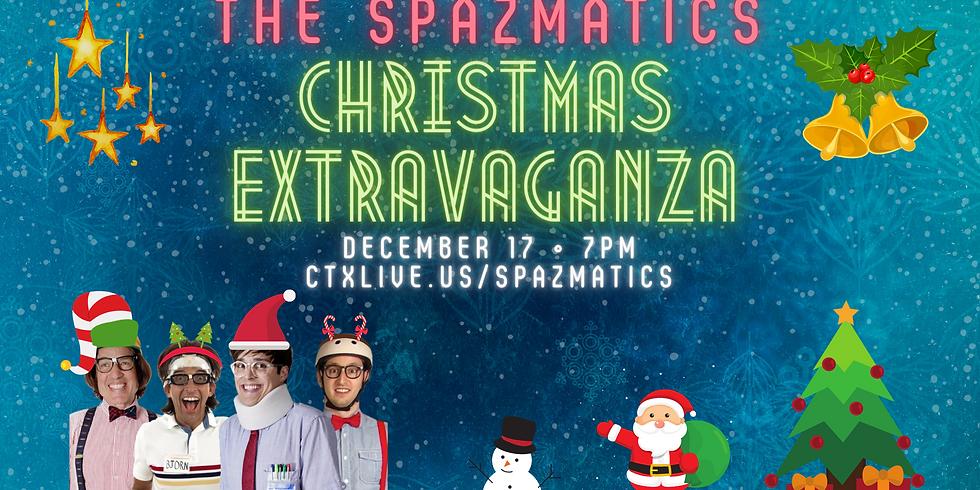 The Spazmatics - Christmas Extravaganza Live Stream