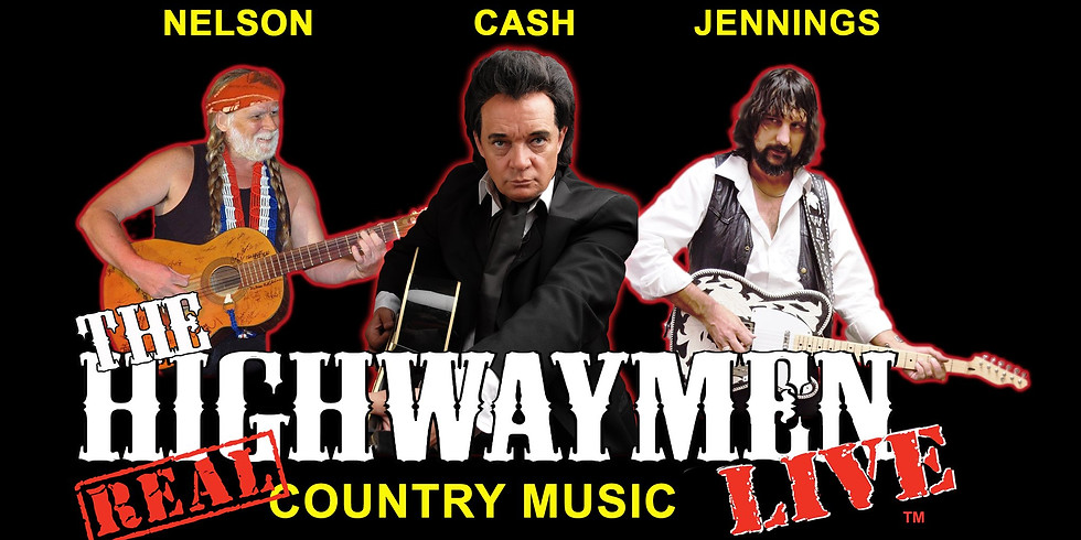 The Highwaymen Live  (Tribute to Willie Nelson, Johnny Cash, and Waylon Jennings) with Kathryn Stredwick