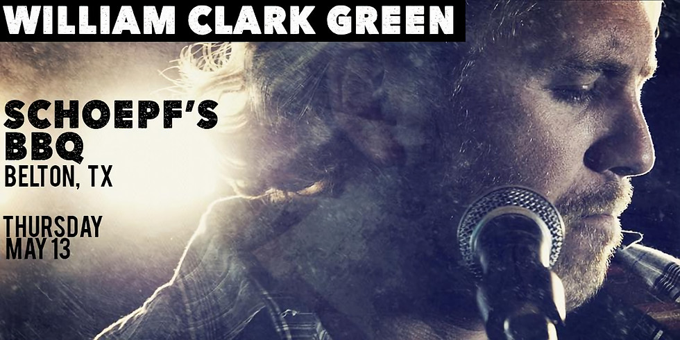William Clark Green with Ox Martin Schoepf's Backyard Ticketed Show!