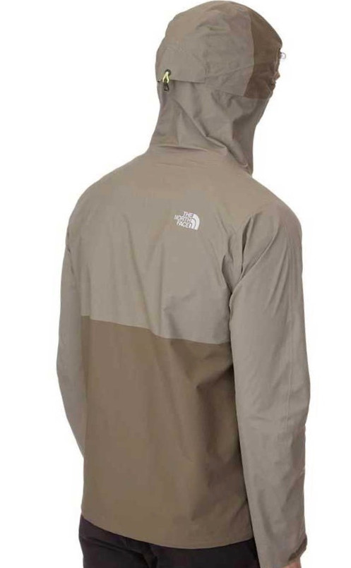 e0ef08cc1 The North Face® Fuse Originator Summit Jacket, Black Ink Green/Vaporous Grey