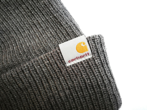 4e0b1ed2add46 BRUNO BEANIE is a bead of 95% acrylic and 5% elastane. It is ribbed  (RIB-KNIT) material and sports label attached.