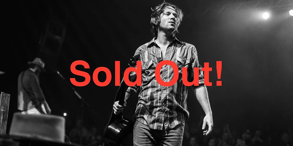Sold Out - Cody Cannon of Whiskey Myers -Acoustic Show